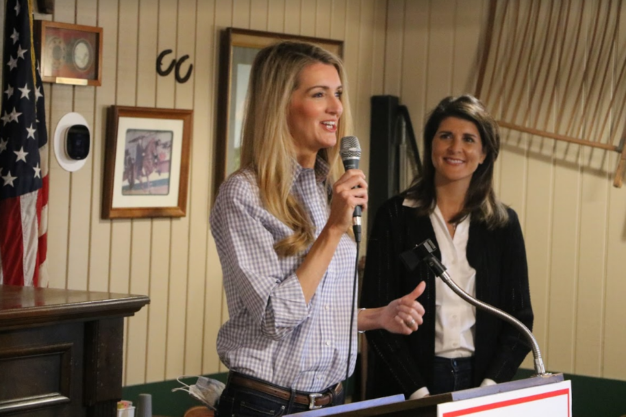 Photo Release: Nikki Haley Joins Senator Loeffler on Campaign Trail Ahead of Election Day 2