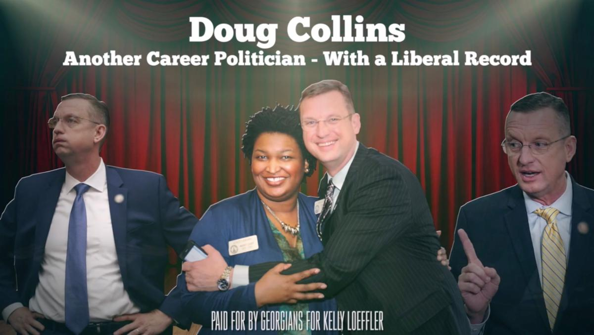 What Kind of 'Conservative' Votes Against the 2nd Amendment? Doug Collins.