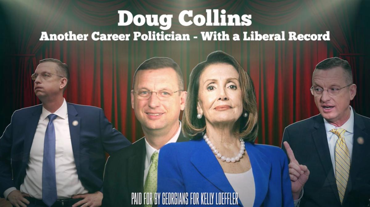 What Kind of 'Conservative' Votes for Billions in Wasteful Spending? Doug Collins.
