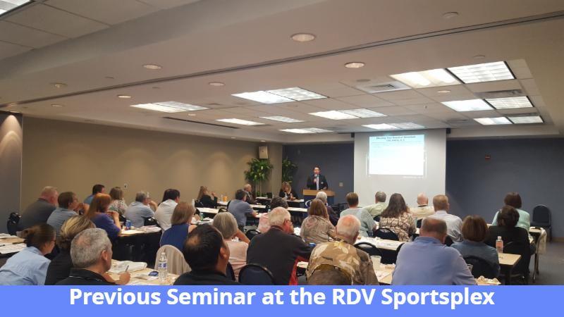 Seminar Photo at RDV Sportsplex
