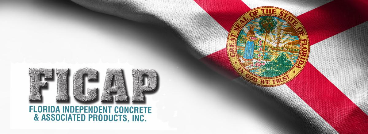FICAP Logo and Florida Flag