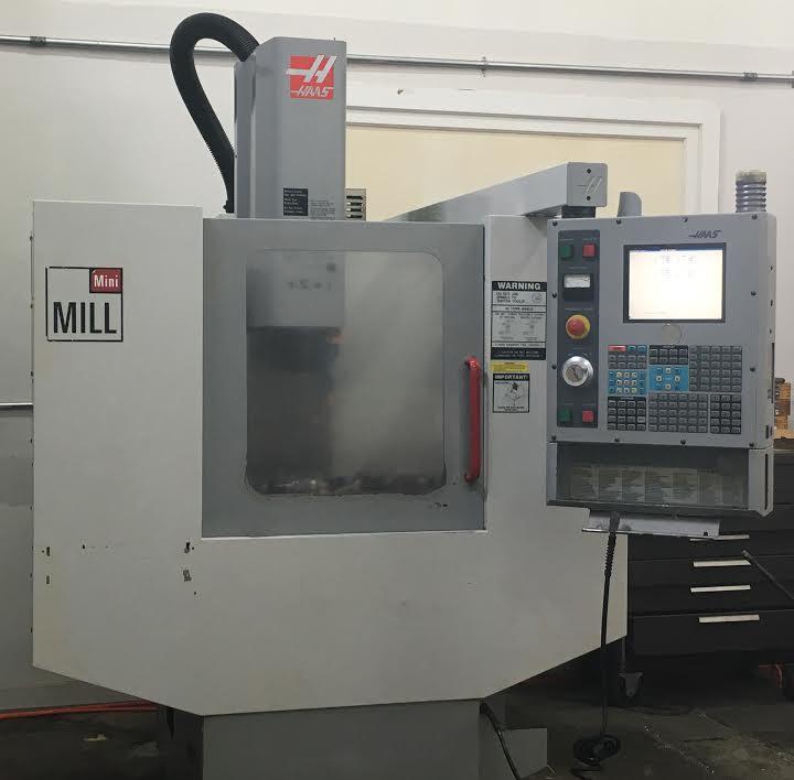 Haas Mini Mill CNC VMC Year 2003