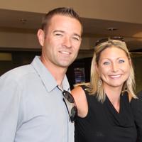 Shane and Krissy