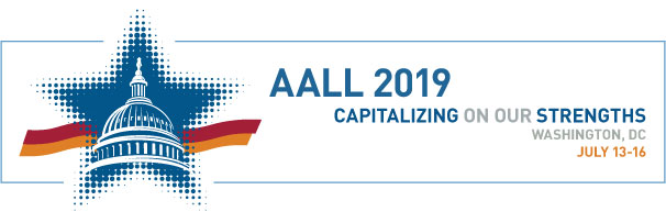 AALL 2018 Capitalizing on Our Strengths banner