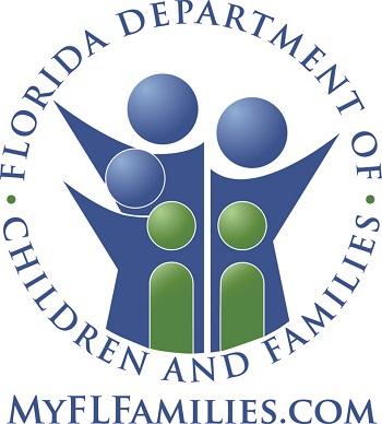 DCF logo circle