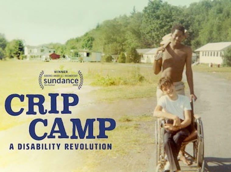 Crip Camp, a disability revolution