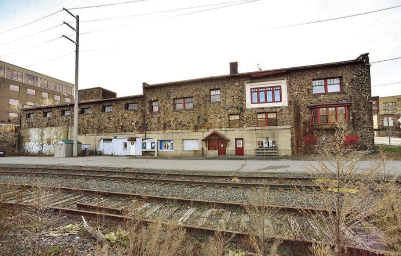 Old Brattleboro Amtrak Station