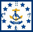 Rhode Island Governor's Commission on Disabilities Logo