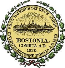 City of Boston Seal