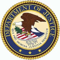 US Department of Justice seal