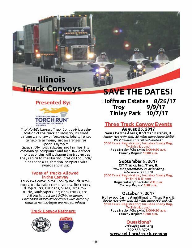 MTA: October Keep on Truckin' News Now Online!