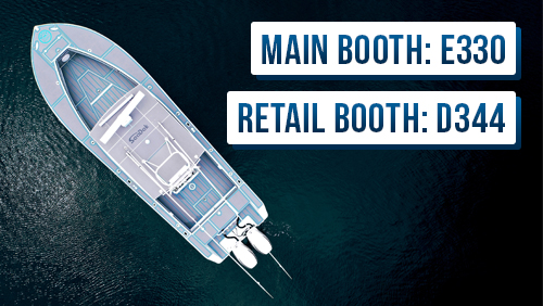 SeaDek Marine Products at MIBS 2020 Booth E330 and Retail Booth D344