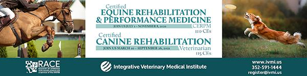Integrative Veterinary Medical Institute ad