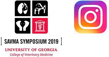 SAVMA and Instagram logos