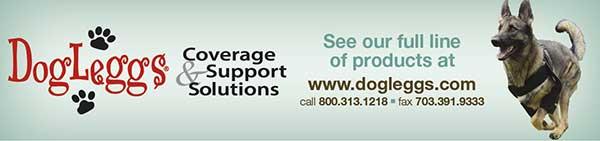 DogLeggs banner ad
