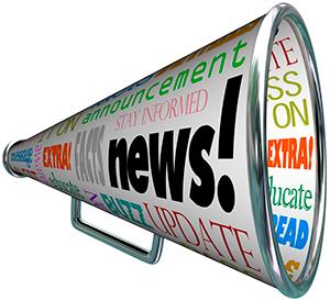 News megaphone