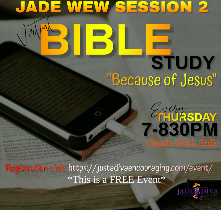 JADE BIBLE STUDY
