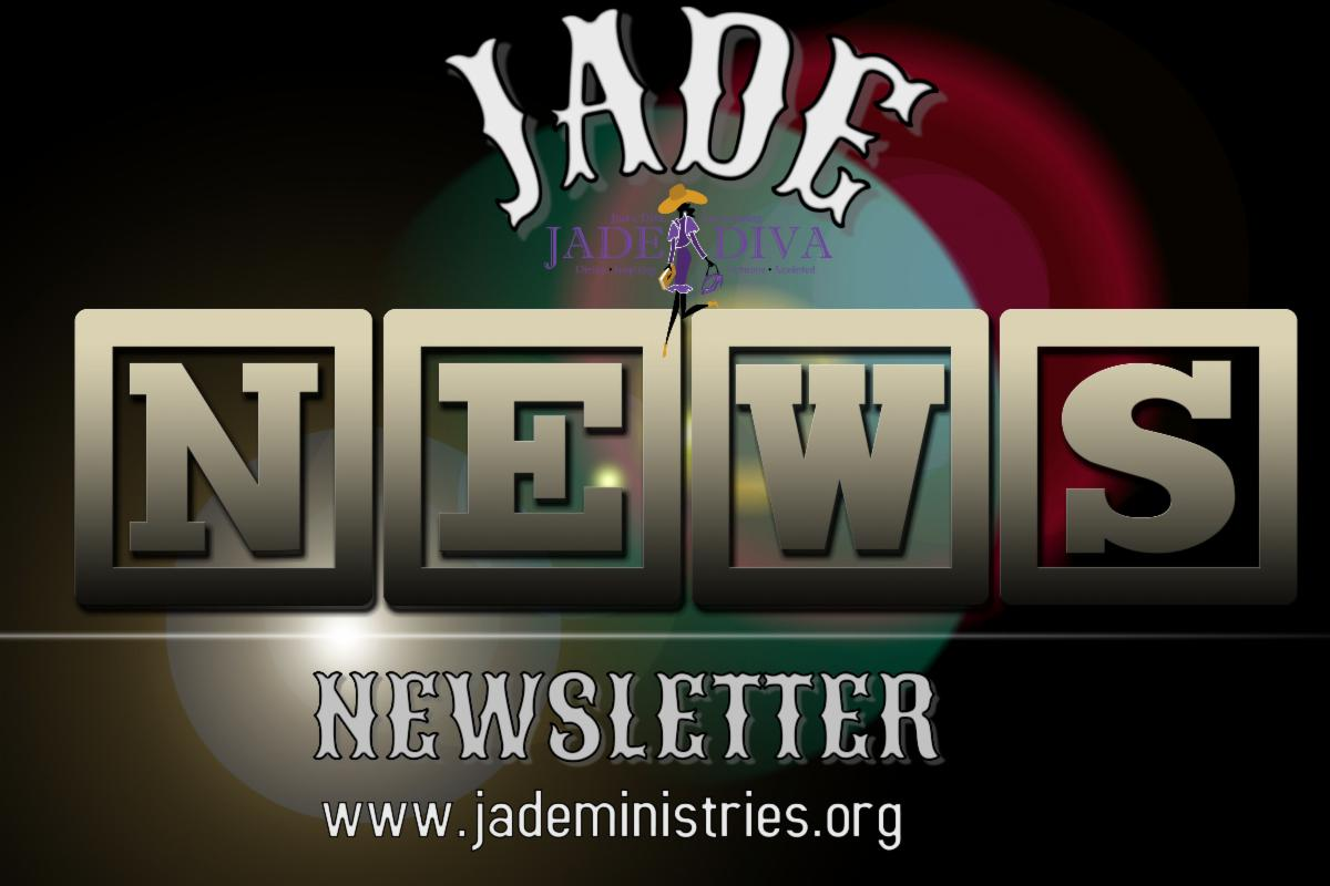 JADE NEWSLETTER HEADING