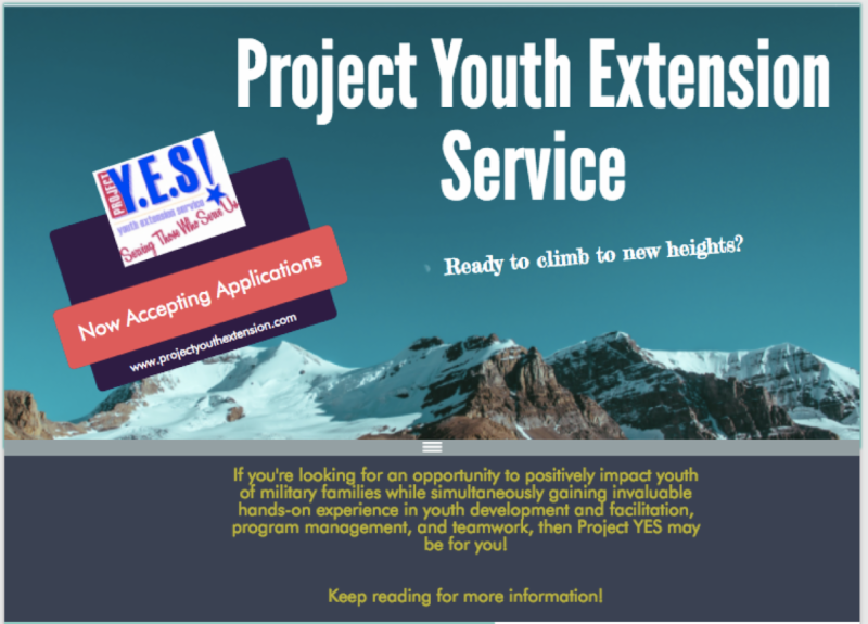 Project YES Recruiting