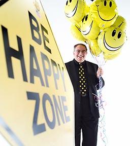 Lionel & Be Happy Zone
