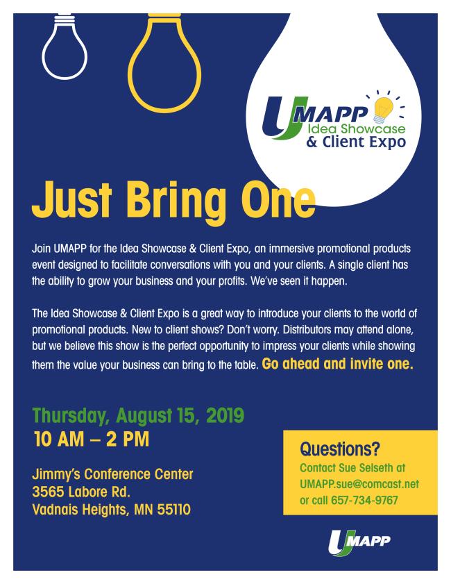 Upper Midwest Association of Promotional Professionals UMAPP