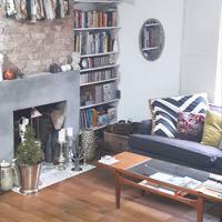 Stylish home exchange in London