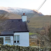 Snowdonia cottage home swap