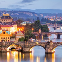 Home swap in Prague