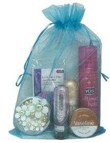 Handbag and Travel Treats Gift Set