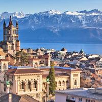 Lausanne, Switzerland home swap