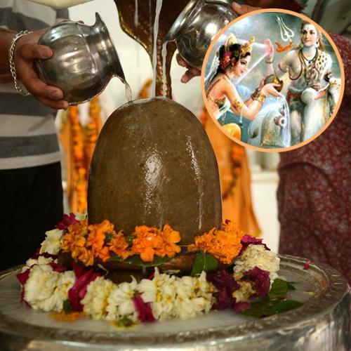 Samoohika Satyanarayana - Rudrabhishekam on 22nd Thursday 2018