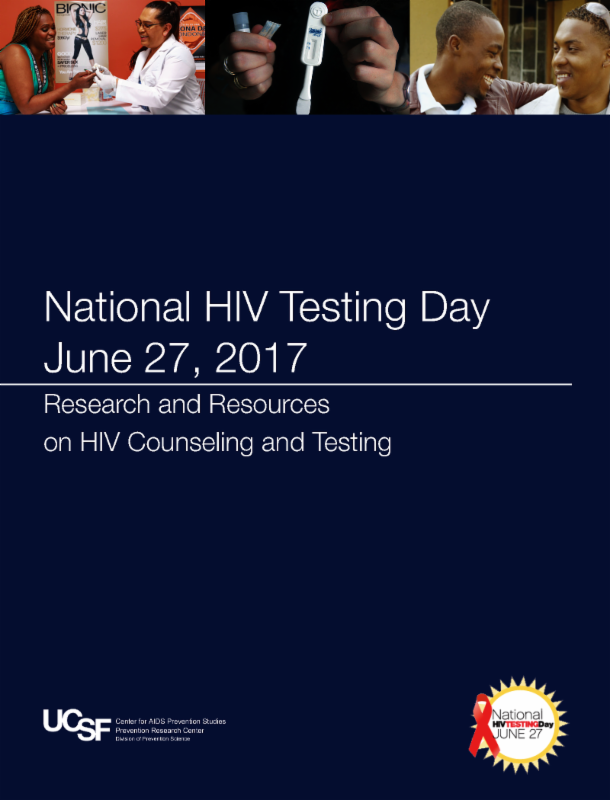 2017 National HIV Testing Day booklet