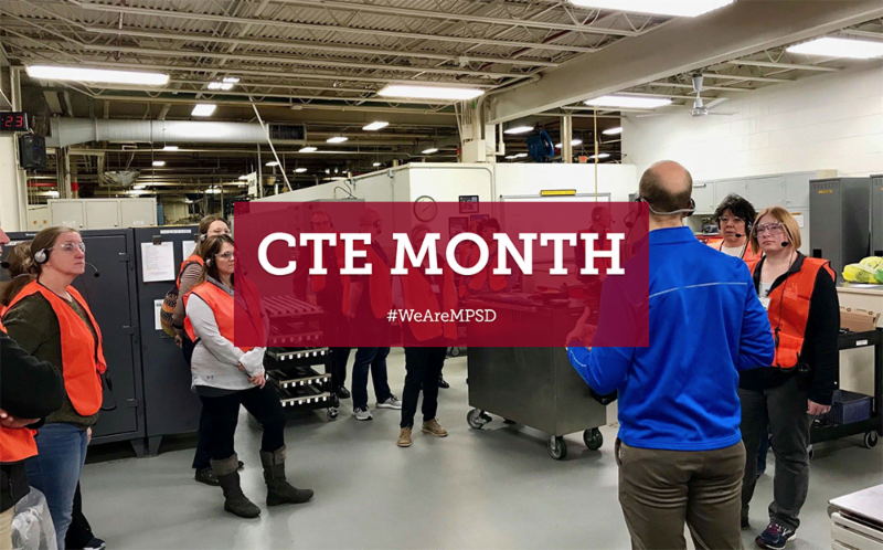 CTE Month - _WeAreMPSD