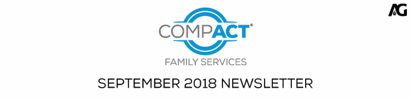 Compact Family Services September 2018 Newsletter