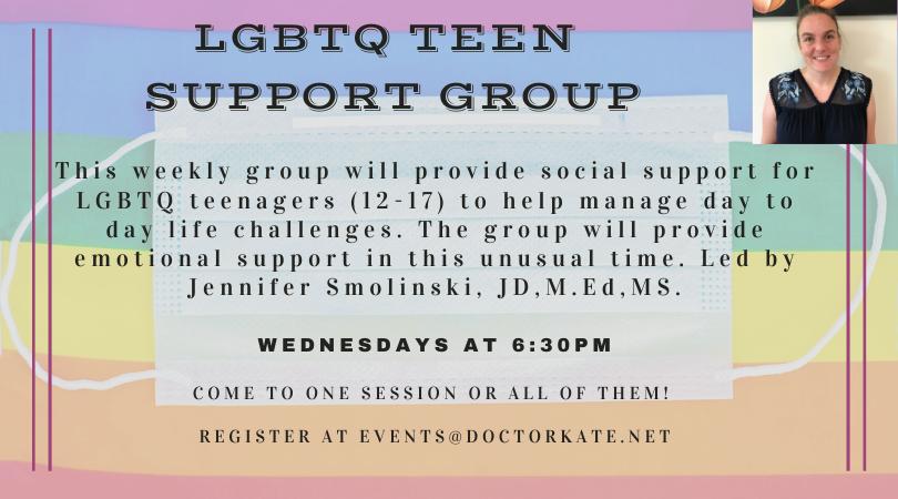 LGBTQ Group on Wednesdays