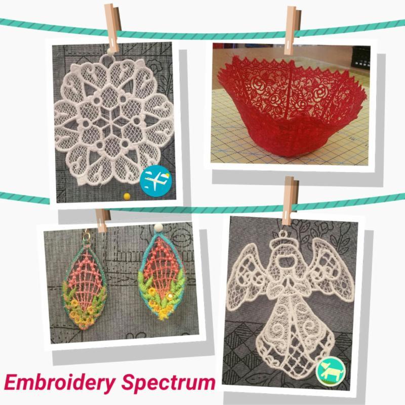 Embroidery Spectrum