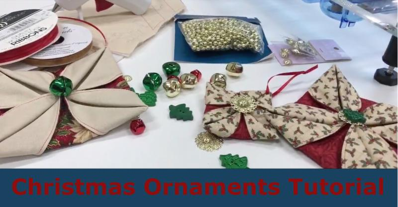 Christmas Ornaments Video Tutorial