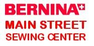 Bernina Main Street Logo