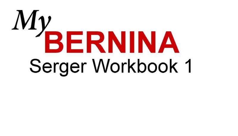 Serger Book 1