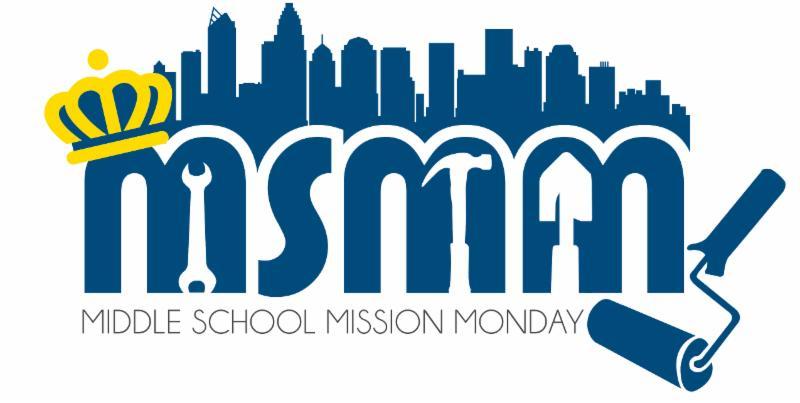 middle school mission mondays