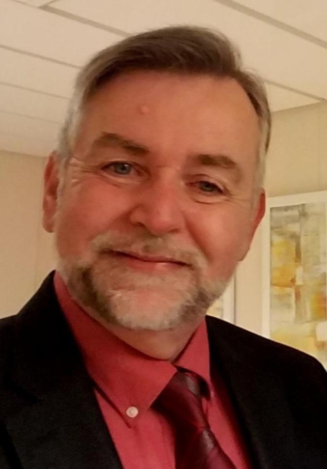 Rev. Paul Whiting 2019