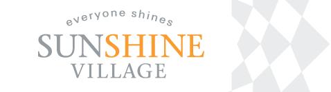 Sunshine Village Banner