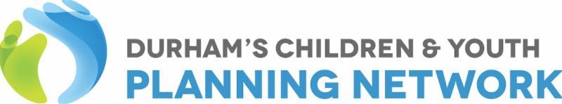 Logo saying Durham_s Children _ Youth Planning Network
