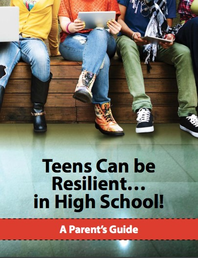 Cover of Teens Can be Resilient in High School document