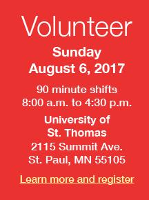 Volunteer August 6