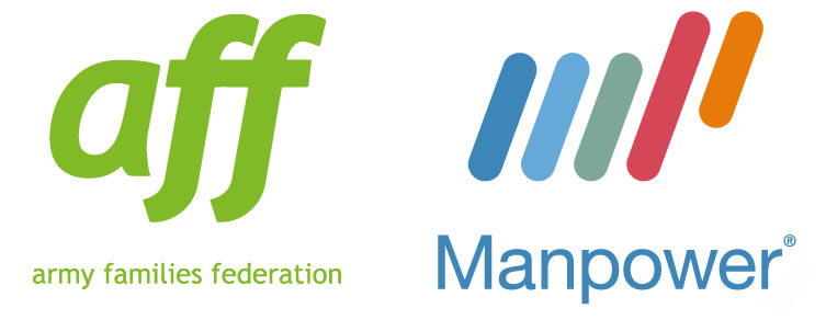 AFF and Manpower logos