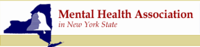 Mental Health Association in NYS Logo