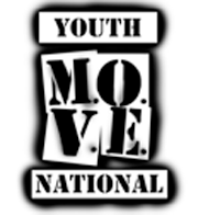 Youth M.O.V.E. National logo