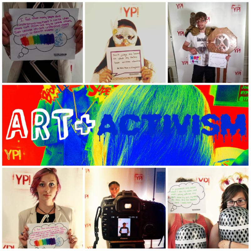 Art + Activism Forum Banner