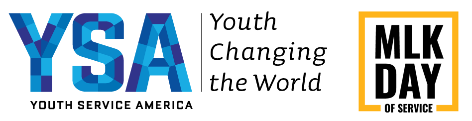 YSA- youth service america_ youth changing the world_ mlk day of service